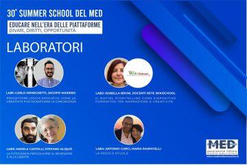 Summer School Laboratori Media Education 2021